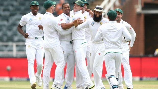 South Africa Test Team
