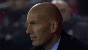 Real Madrid Coach Zidan