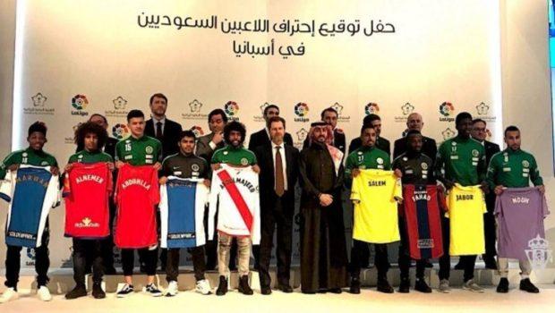 La Liga Fans in Saudi Arabia