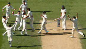 New Zealand Test Series