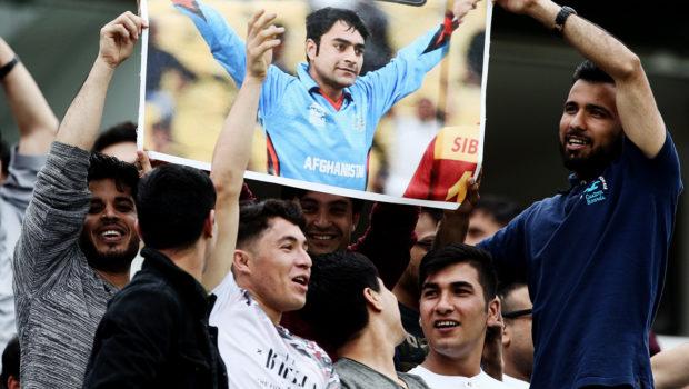 Rashid Khan fans