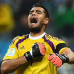 Argentina goalkeeper