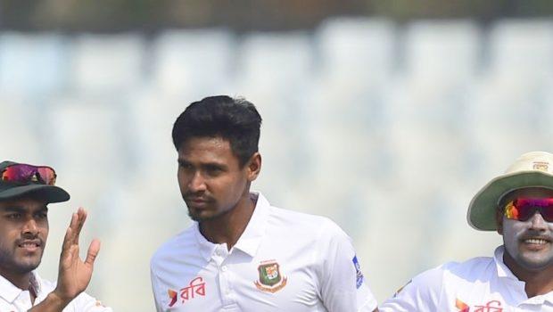 Mustafizur Rahman showed how to bowl with positive intent