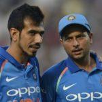 Chahal and Kuldeep Yadav