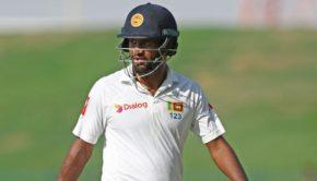 Sri Lanka cricketer Karunaratne