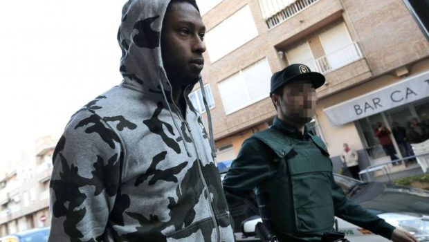Rubén Semedo's personal 'Grand Theft Auto' ends with him in jail