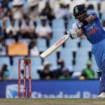 Virat Kohli plays the date