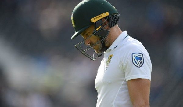 Erroneous du Plessis in fruitless search for runs
