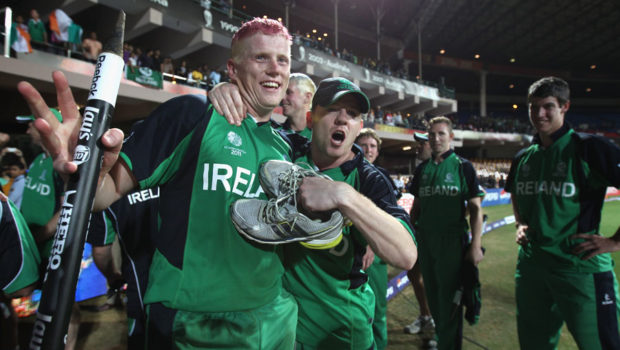 Kevin O'Brien propels Ireland to her biggest victory in cricket
