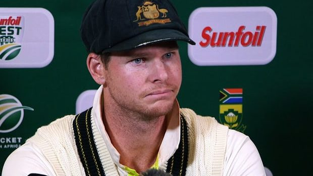 Ball Tampering Steven Smith