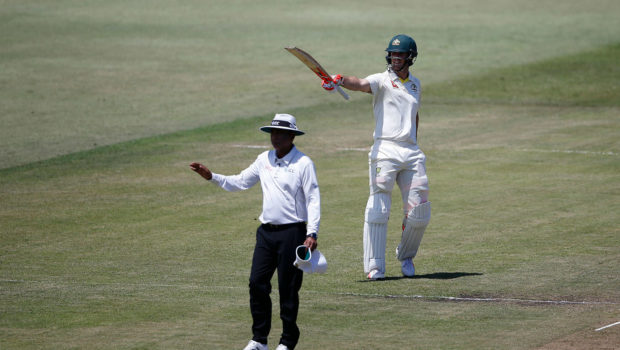 Mitchell Marsh's batting elevates his reputation as a future captain