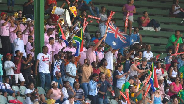 Battle between ball and bat at its best at Port Elizabeth