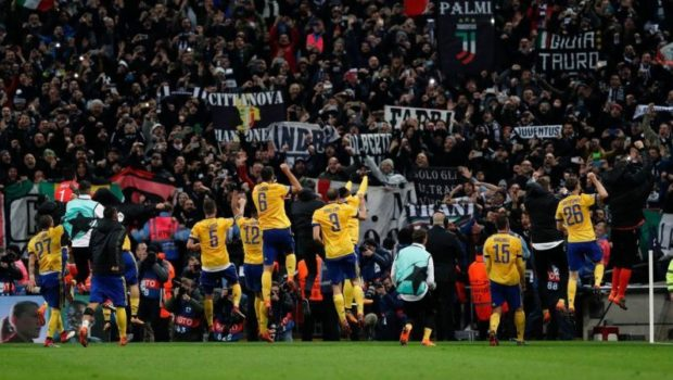 Clinical Juventus too much for inexperienced Spurs