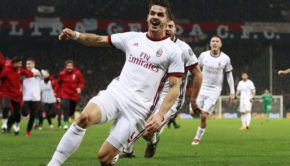 Silva AC Milan