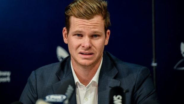 Steven Smith Press Conference after ball tempering saga