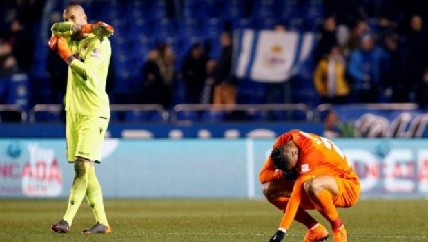 From the Champions League to relegation: five years of misery for Málaga