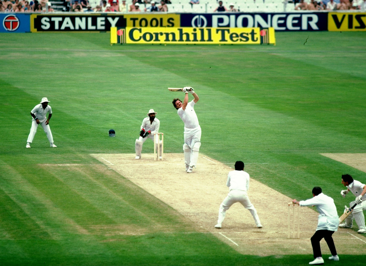 Sir Ian Botham: The unique combination of oomph and technique