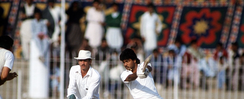 Pakistan denied West Indies a victory at Port of Spain Imran Khan