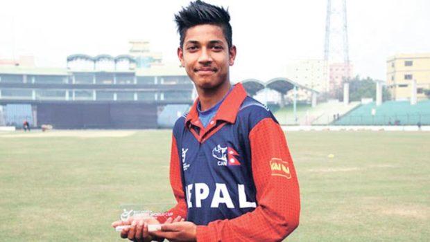 Sandeep Lamichhane Nepal