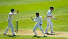 Pakistan v Ireland Test