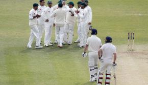 Pakistan v England
