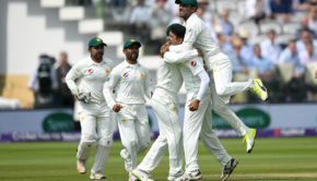 Young Pakistan stun England at Lord's