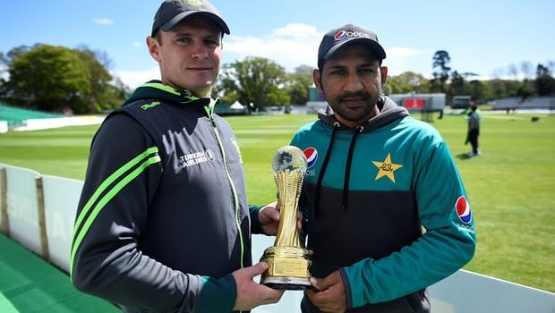 Ireland v Pakistan