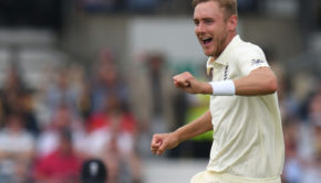 Stuart Broad's tongue-in-cheek reply to Michael Vaughan