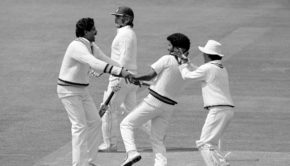 India Lords it over England for the very First Time