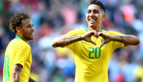 Brazil Football Neymar