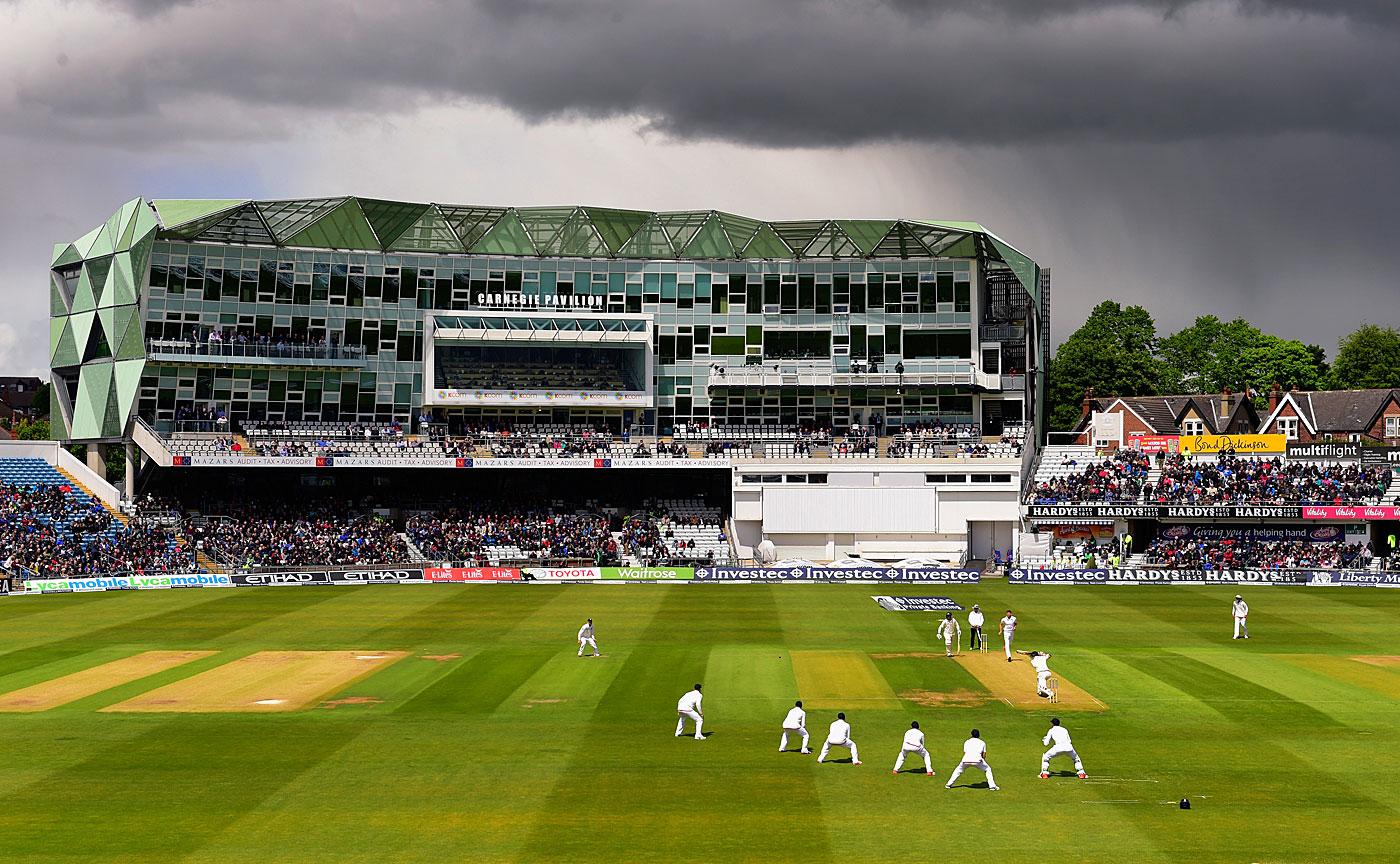 Leeds Cricket Stadium