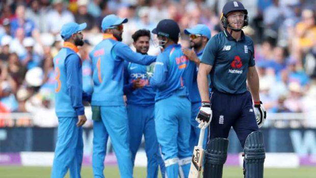 England batsman dismissed against Kuldeep Yadav