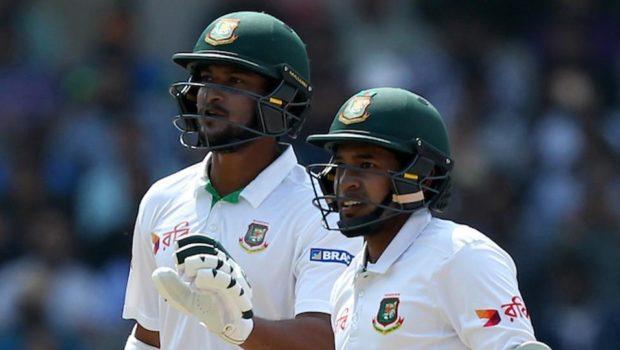 Shakib Al Hasan and Mushfiqur Rahim