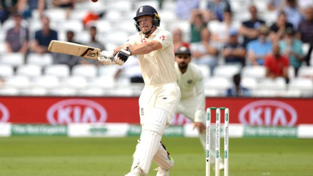 Jos Buttler of England hits out