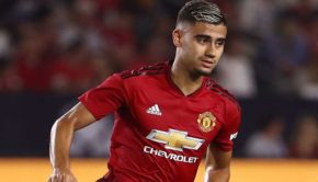 Andreas Pereira is ready for his big chance with Manchester United