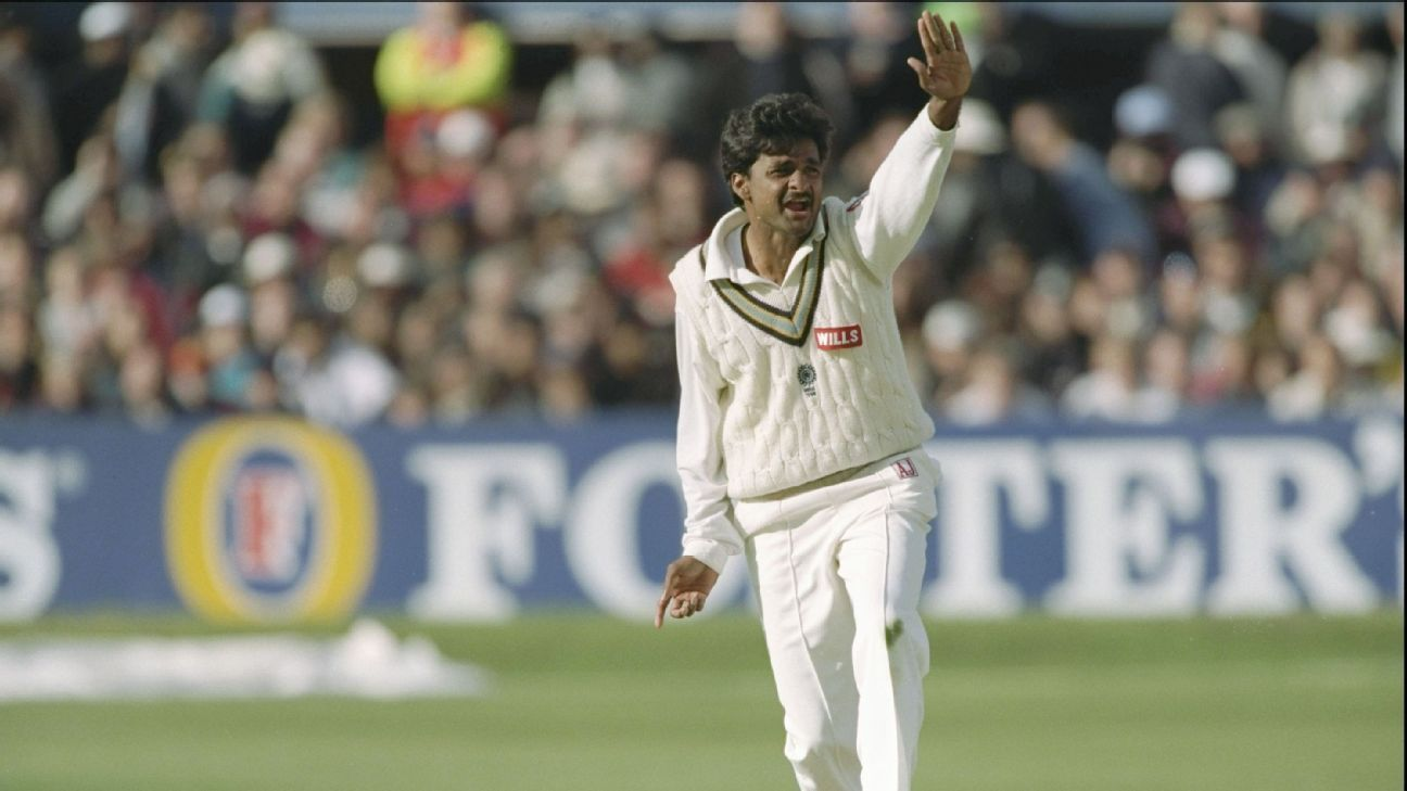 Javagal Srinath: The forgotten Indian pacer   CricketSoccer
