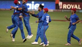 Afghanistan celebrate
