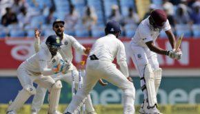West Indies' cricketer Shannon Gabriel