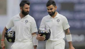 Kohli and PUjara