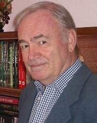 David Frith. Image Courtesy: Alchetron