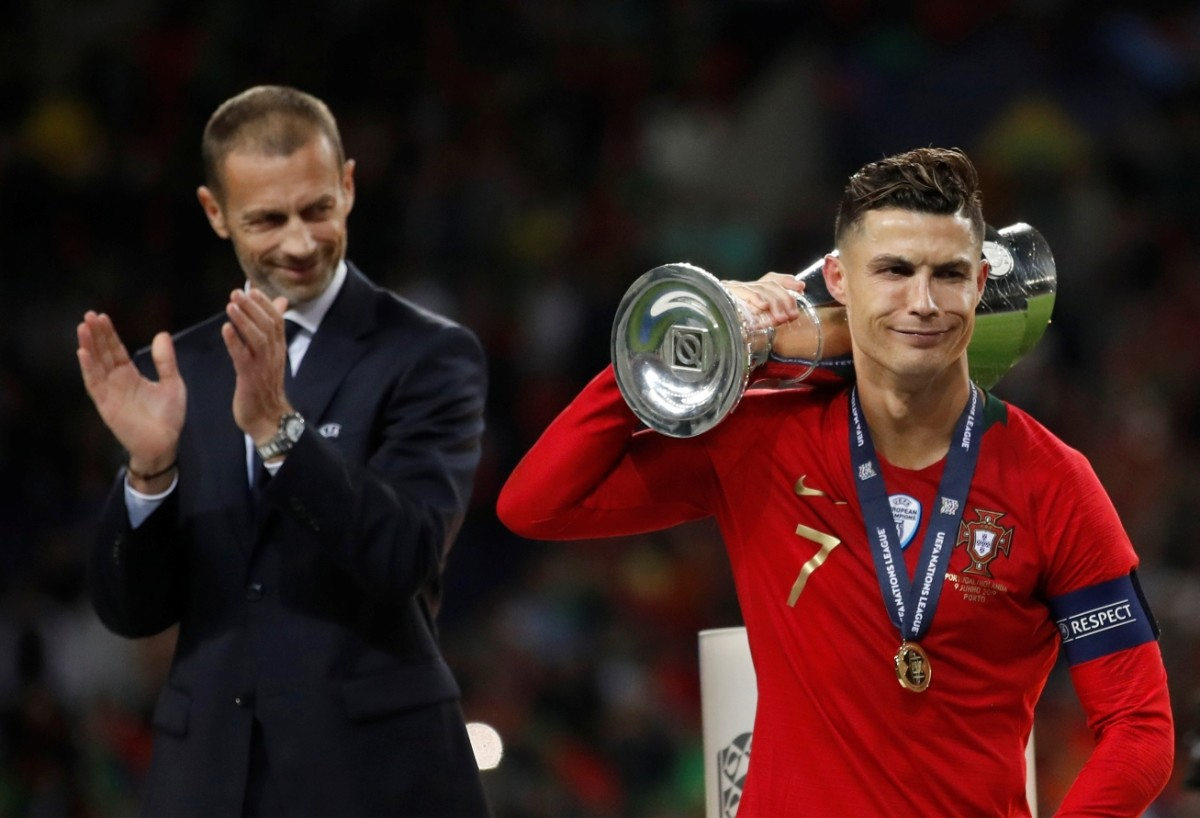 Uefa Nations League Glory For Portugal And Vindication For Uefa Cricketsoccer