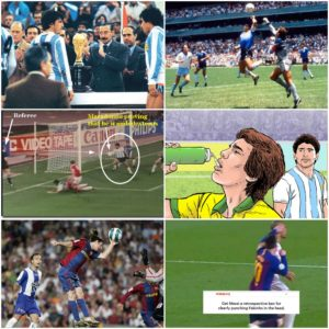 When the matter has been about Argentine player's honesty, it always remained dubious