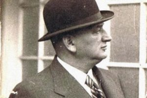 Hugo Meisl. Image Courtesy: Wikimedia Common