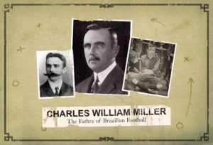 Charles William Miller. Image Courtesy: These Football Times