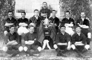 CURCC was founded by British immigrants in 1891, being predecessor of current C.A. Penarol. Image Courtesy: Wikipedia