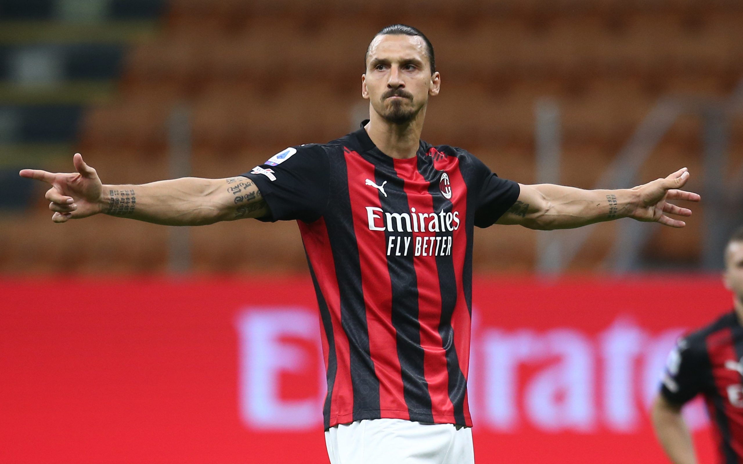 Zlatan Ibrahimovic gives AC Milan the right start | CricketSoccer