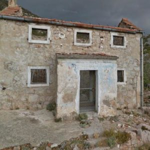 The house where Luka Modric lived, Modrici, Croatia. Image Courtesy: Virtual Globetrotting
