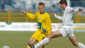 Luka Modric in action in the Bosnian Premier League. Image Courtesy: Goal