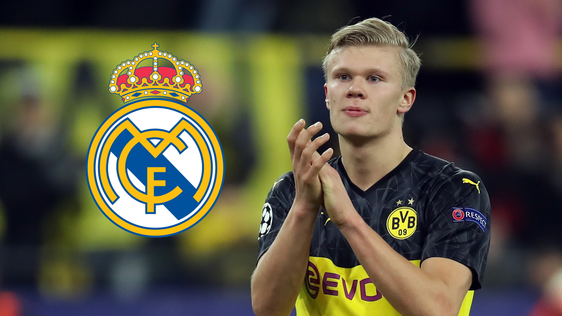 Is Real Madrid The Next Destination Of Erling Haaland Cricketsoccer