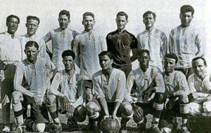 Argentina Football Team 1925. Image Courtesy: Wikipedia